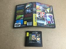 Zany Golf - SEGA Mega Drive (COMPROBADO/FUNCIONAL) PAL REINO UNIDO