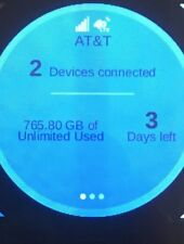 At&T Unthrottled unlimited data plan on Ipad, Hotspot, Mifi First Month Free!