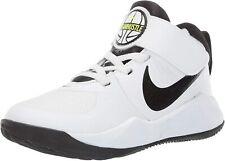 Nike Team Hustle D 9 (PS), Scarpe da Basket Unisex-Bambini - AQ4225 100 TEAM ...