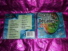 ROCKIN' THROUGH THE DECADES VOL.1 : (CD, 14 TRACKS, 1999)