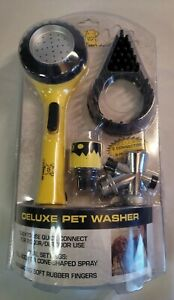 Conair PRO Dog Deluxe Pet Washer Kit-Pre Owned