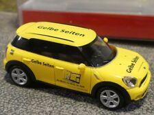 "1/87 Herpa Mini Cooper Countryman™ ""Gelbe Seiten"" 091510"