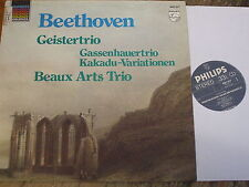 6527 077 Beethoven Piano Trio No. 5 'Ghost' etc. / Beaux Arts Trio