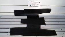 Tappeto centrale nero per piaggio vespa cosa 1 2 CL CLX 125 150 200 cod. A620170