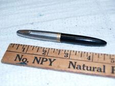 Sheaffer black Lifetime Tuckaway fountain pen (9711)