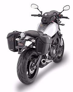 Yamaha XSR900 2016 GIVI TMT2128 PANNIER RACK MT501 Metro-T range side case bags