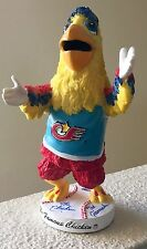 Ted Giannoulas Famous San Diego Chicken Signed Non Bobble Figure PSA/DNA COA #3