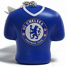 Chelsea FC Crest stress relief PVC Keyring    (bb)