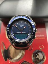Tissot T-TOUCH , SAILING TOUCH BLUE/BLACK
