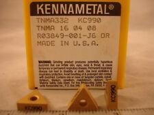TNMA 322 KC990 KENNAMETAL Carbide Inserts (10pcs) 1371