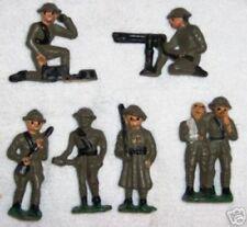Toy Soldiers Vintage (Pre-1970) Lead?
