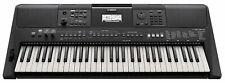 Yamaha PSR-E463: 61-Key Touch Response Portable Keyboard w/ Stand & Adapter