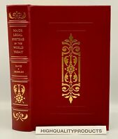 Legal Classics Library MAJOR LEGAL SYSTEMS IN THE WORLD TODAY Gryphon Editions