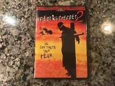 Jeepers Creepers 2 Dvd! Awesome 2003 Teen Horror! See Dead End & The Gallows