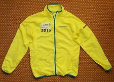 Dusseldorf Marathon, Mens thin Running Jacket by Diadora, Medium - Small