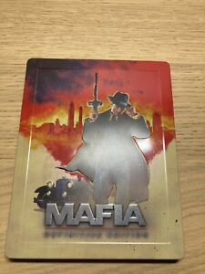 Mafia Definitive Edition Collector's - new steelbook *RARE*