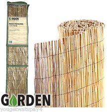 4m long X 1m  ROLL Garden Reed Screening Garden / Beach Wind Break Protection
