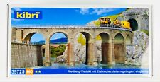 More details for kibri ho/00 scale - 39725 - single track viaduct riedberg kit (to build)