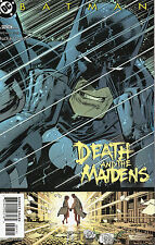 Batman Death And The Maidens #7 (NM)`04 Rucka/ Janson