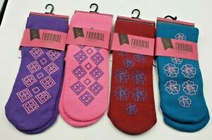 Ladies Slipper Socks size 4 - 7 choose from 4 colours