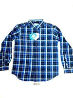 Columbia Ridge III Long Sleeve  Shirt W/Stretch Men's Size L NWT :SS