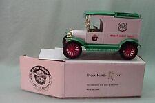 Rare NIB Mint Smokey Bear 1913 Ford Van diecast Bank by Ertl