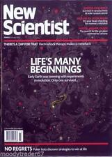 June New Scientist Science & Technology Magazines