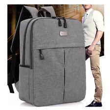 17'' Waterproof Laptop Backpack Notebook Travel Computer School Shoulder Bags