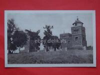AOI Colonie vecchia cartolina Eritrea Asmara chiesa copta