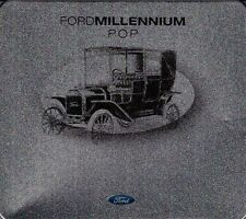 Ford Millenium Pop 90th TIN CASE ! / Scorpions Ugly Kid Joe Perplexer OMC RAR!
