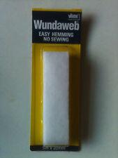 Wundaweb Hemming Tape By Vilene 5M X 20MM