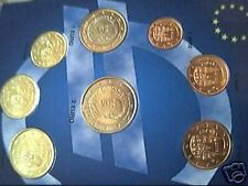2009 SPAGNA 8 monete 3,88 EURO fdc espagne spanien spain espana espanha Испания
