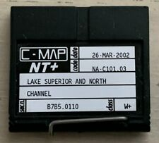 C-Map NT M-NA- C101.01, 03 26, 2002, Lake Superior and North Channel FP FURUNO