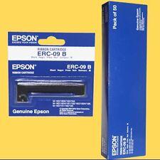 Epson ERC-09B Ribbon Cartridge for M-160 163 164 180 181 Dot Matrix Printer 5pcs