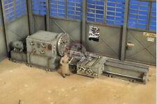 Verlinden 1/35 Pianta wagon armato grandi Tornio incl. una Figura e Decals