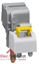 Borne de raccordement à connexion automatique 6 à 25mm² Legrand 405207