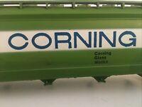 Bachmann HO Scale Box Car - Custom Corning Glass Binghamton Rochester Buffalo NY