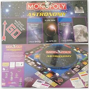 Astrology Edition Monopoly Board Game Replacement Parts & Pieces 2001 USAopoly