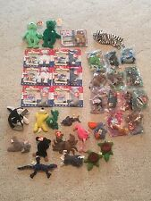 Ty Beanie Babies Bulk Assorted Lot Mix 31 Plus 4 other Plush Toys 1990's