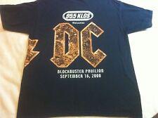 Vintage AC/DC Rare Vintage 2000 Stiff Upper Lip Concert T Shirt XL Mint Rare