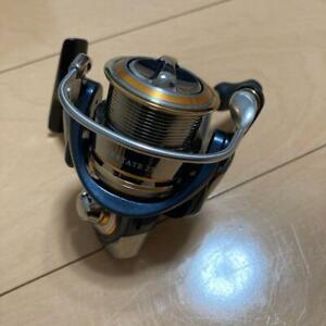 Daiwa 10 CERTATE 2506 Spinning Reel Fishing Used Good From Japan