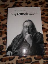 JERZY GROTOWSKI - Zbigniew Osinski - Slowo/Obraz terytoria- 1998