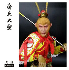 CHINA.X.H 1/6 Journey to the West The Monkey Kings 1986 Ver. Full set Figure Toy