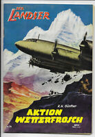 Der Landser Nr.26 von 1957 - TOP Z1 ORIGINAL ERSTAUSGABE Pabel Romanheft