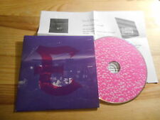 CD Indie God anche su quel maledetto-shoe prints (2) canzone PROMO One Little Indian CB presskit