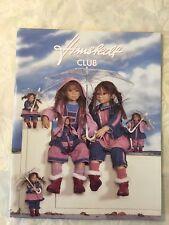 Annette Himstedt Doll Puppen Kinder Catalog 2004 For Sina And Fina Dolls Only