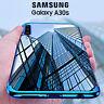 COVER per Samsung Galaxy A30s CUSTODIA ELECTRO Case + PELLICOLA VETRO TEMPERATO