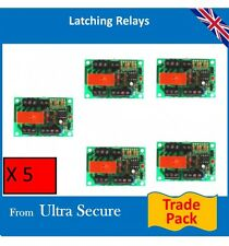 Latching Relay Trade Pack