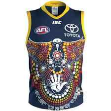 ISC Adelaide Crows 2020 Mens Indigenous Guernsey Size L AFL Official Jersey