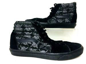 Vans x Star Wars SK8-Hi Dark Side Darth Storm Sneakers Dark Side Collection 13